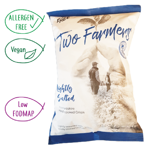 Two Farmers Crisps, Salted